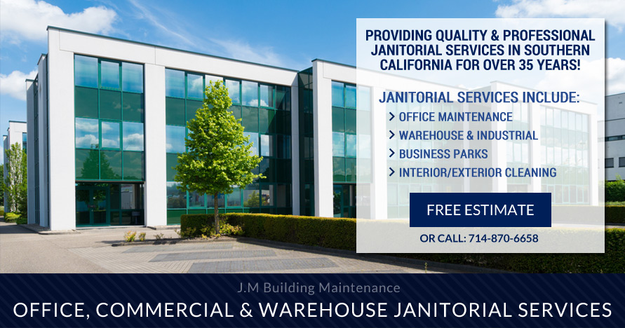 Orange County Janitorial Company